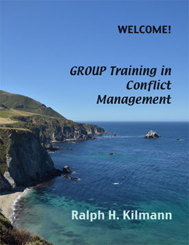 Group Training in Conflict Management
